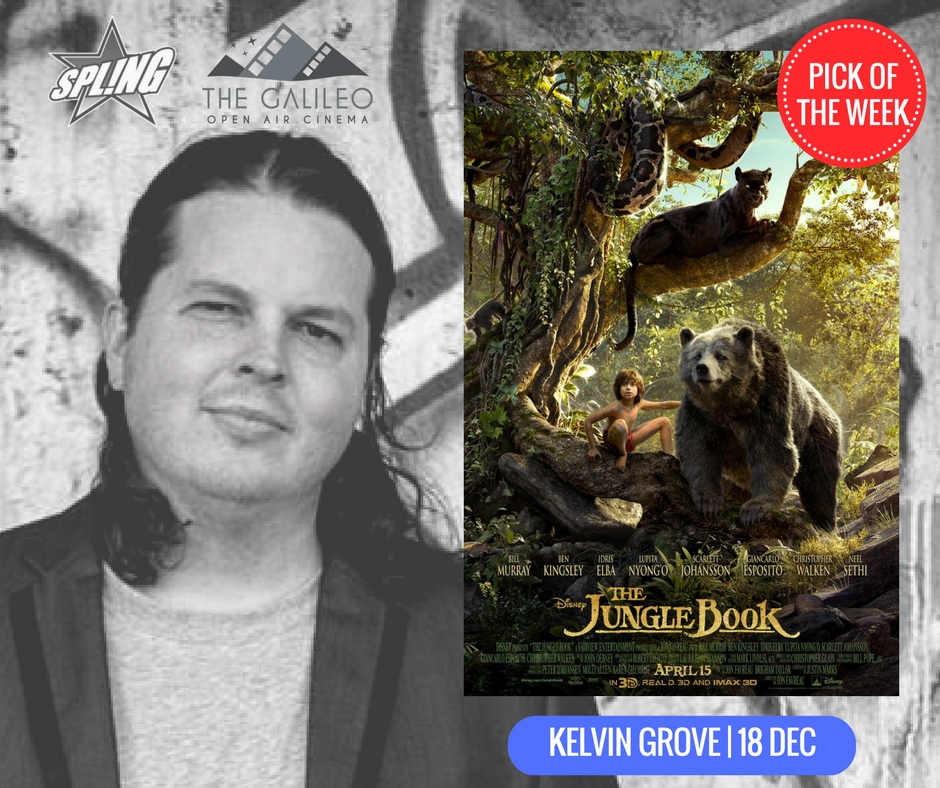 Spling's Pick of the Week - The Jungle Book at Kelvin Grove